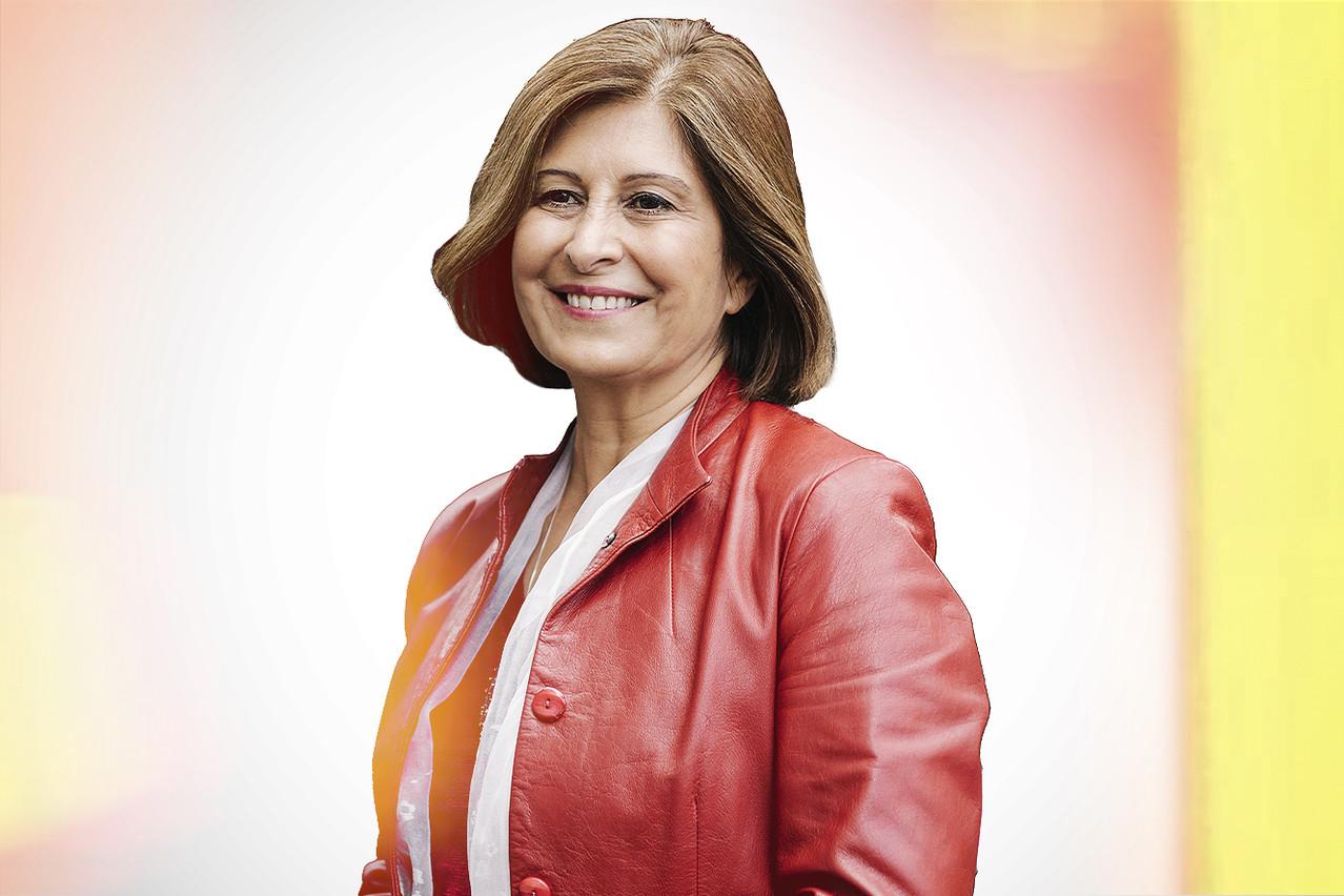 Marina Guérin-Jabbour, Head of Digital Innovation Hub, Luxinnovation. (Photo: Maison Moderne)