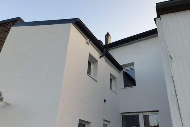 Une mère célibataire active a rénové cette maison de ville à Dudelange entre octobre 2019 et septembre 2020. (Photo: DR)