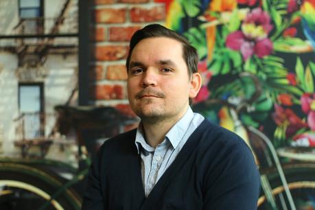 Guillaume Dolle a développé ce projet pour les clients de Vanksen. (Photo: Vanksen)