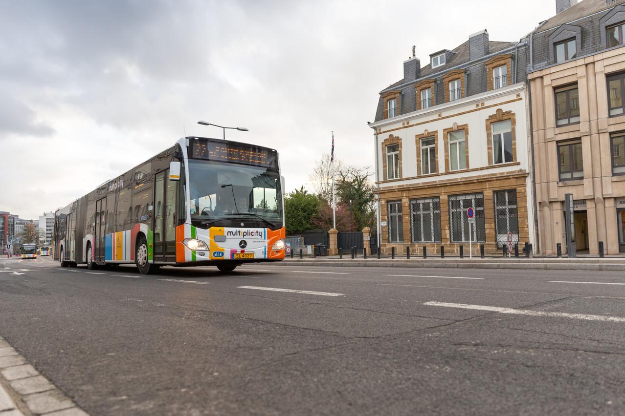 La gratuité imminente des transports publics soulève des questions pratiques. (Photo: Romain Gamba/Maison Moderne)