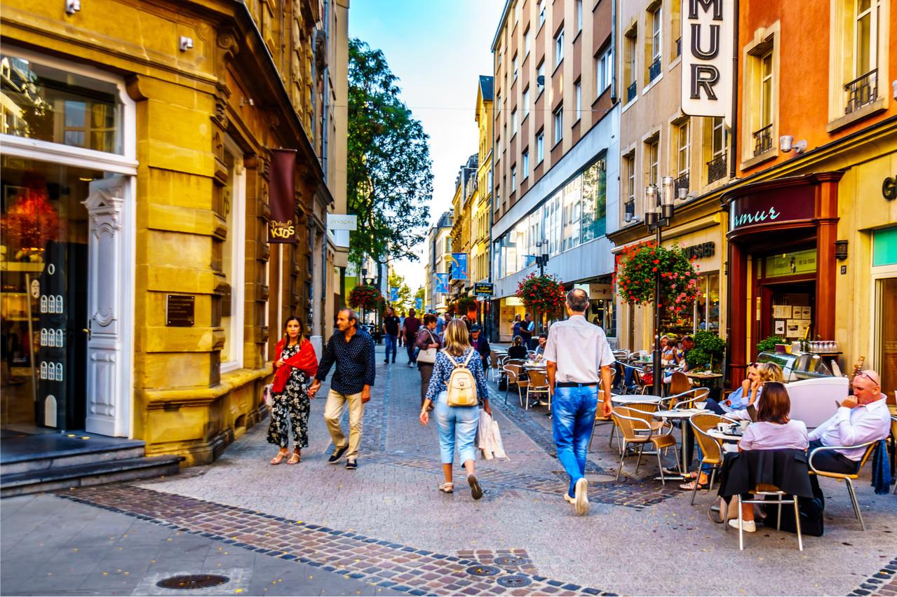 Le premier dimanche de chaque mois,les magasins de Luxembourg ouvrent exceptionnellement afin de permettre à tous de faire du shopping. (Photo: Shutterstock)