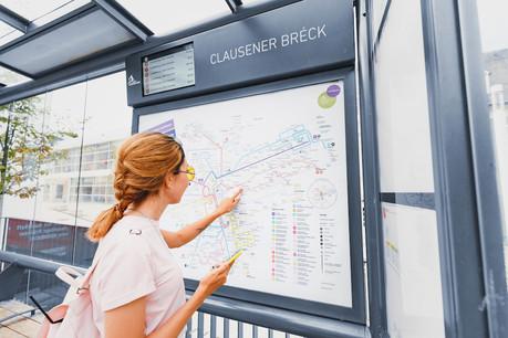 Certaines lignes de bus AVL et RGTR seront modifiées et une réorganisation des quais aura lieu à partir du 3 novembre. (Photo: Shutterstock)
