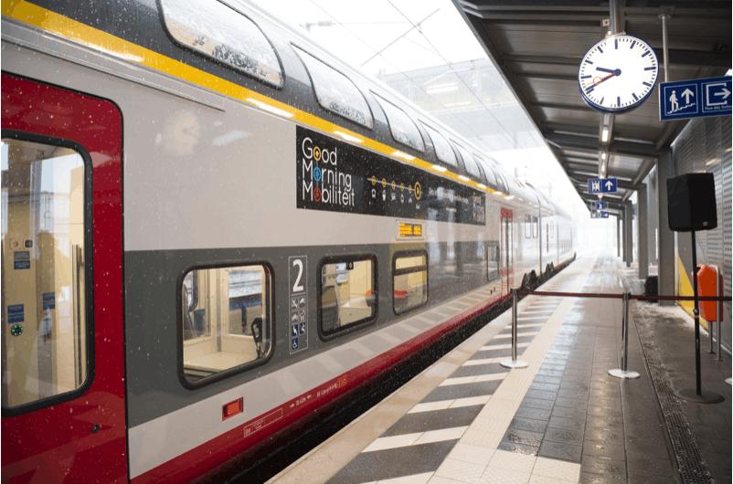 Les trains des CFL sont prêts à reprendre les rails de manière plus régulière. (Photo: Anthony Dehez / archives Maison Moderne)