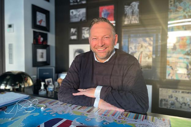 Jean-Michel Reysz: «Mon objectif est d'intégrer une communauté professionnelle où se rencontrent personnalités et idées.» (Photo: DR)