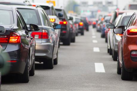 Les usagers de la route, et plus particulièrement les frontaliers lorrains, font face depuis ce lundi à plusieurs chantiers. (Photo: Shutterstock)