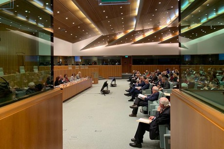 Les notaires européens sont confrontés comme d'autres professions juridiques à la digitalisation croissante et aux actes transfrontaliers. (Photo: Irene)