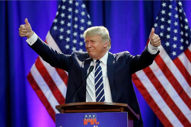 Le président Trump a indiqué qu'il s'agissait là d'un «formidable accord pour tous». (Photo: Shutterstock)