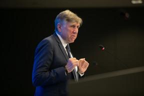 François Bausch, ministre de la Mobilité ((Photo: Matic Zorman / Maison Moderne))
