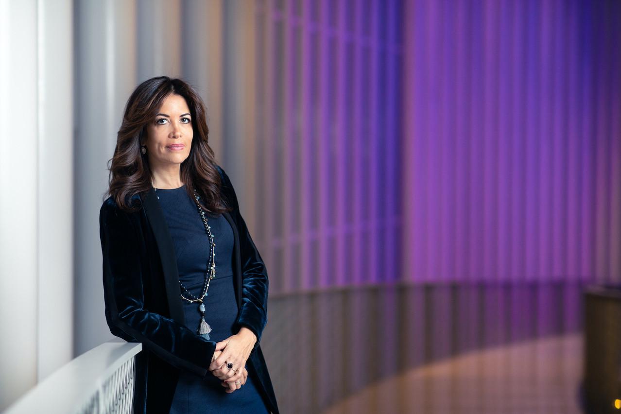 Rajaa Mekouar-Schneider, CEO de la LPEA. (Photo: Edouard Olszewski/archives)