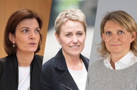 Une nouvelle composition du conseil d'administration d'IMS, qui compte 12membres – dont Julie Becker, Sasha Baillie et Corinne Bitterlich –, a été approuvée. (Photo: archives Maison Moderne/IMS Luxembourg)
