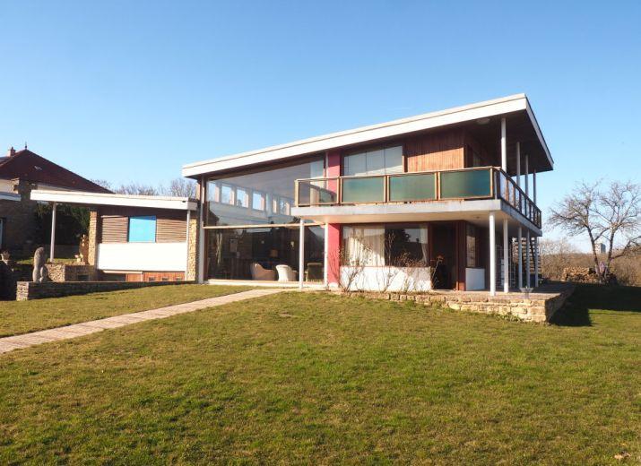 Une maison de famille transformée en restaurant gastronomique à Briey, le rêve de Simon Braun. (Photo: Simon Braun)