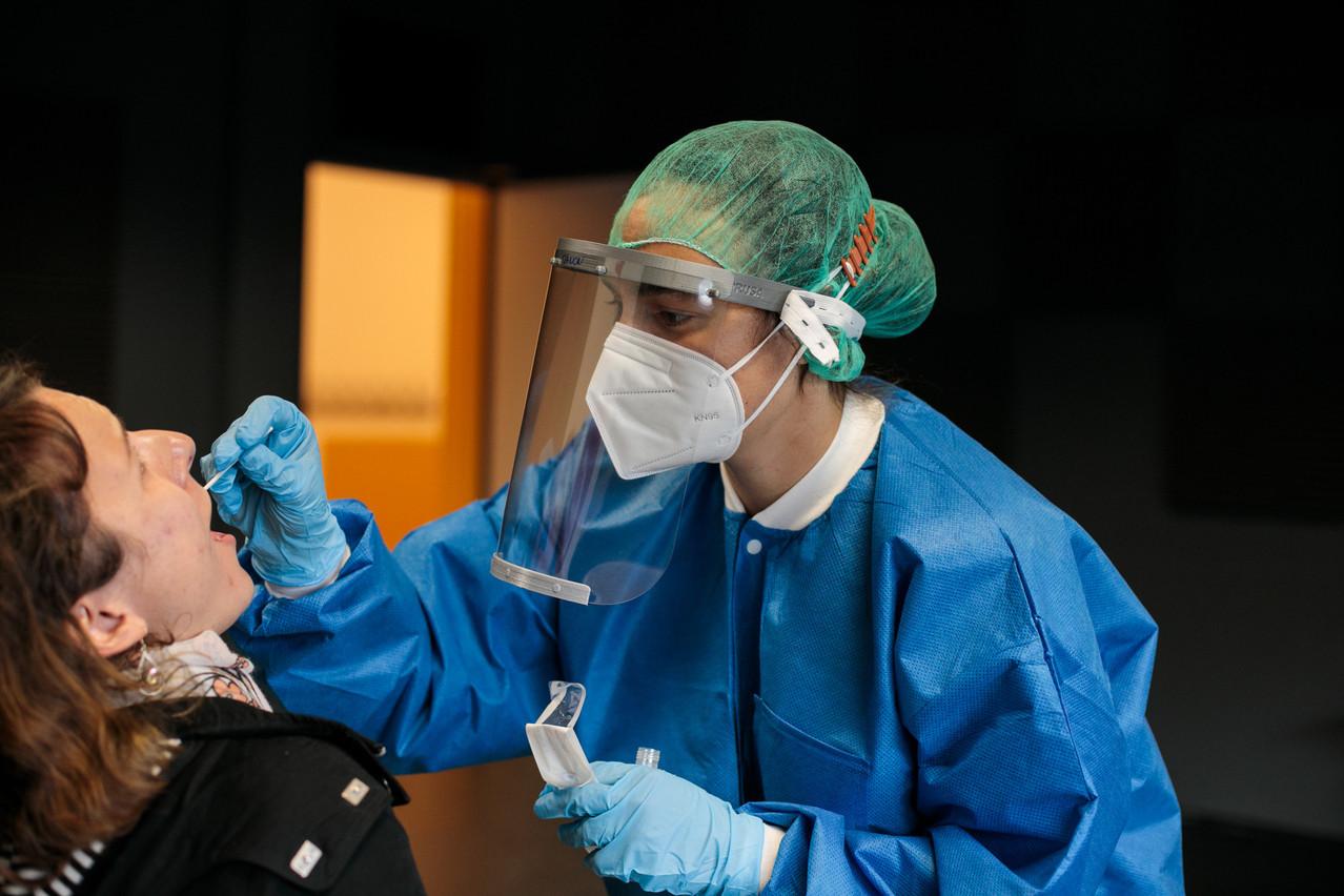 85 nouveaux cas positifs ont été enregistrés sur 7.115 tests effectués. (Photo: Matic Zorman / Maison Moderne)