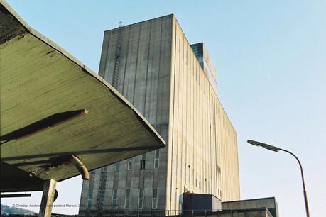 L'Agrocenter à Mersch est le sujet de la commande passée à ChristianAschman par le CNA. (Photo: Christian Aschman/CNA)