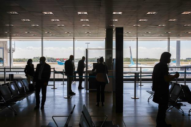 De janvier à novembre, Luxair a vu son activité chuter, mais la compagnie assure répondre à la demande en cette fin d'année. (Photo: Romain Gamba / Maison Moderne)