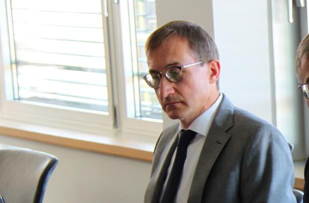 Yves Gonner rappelle qu'«il appartient à la personne qui réutilise les données du registre de commerce et des sociétés et du registre des bénéficiaires effectifs de s'assurer que la loi est respectée.» (Photo : MJUST)