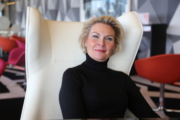 Josée Lynda Denis,Partner Financial Services, Odgers Berndtson Luxembourg. (Photo:Odgers Berndtson Luxembourg)