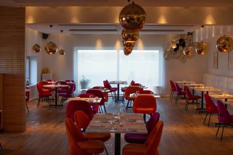 Le Two6Two est certes le retaurant très branché du QG de Smets à Strassen, mais aussi un cuisine et un service au top, reconnus par la critique année après année! (Photo: Maison Moderne)