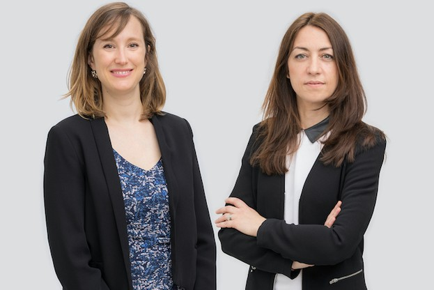 Claire Leonelli et Claire Denoual, Avocats à la Cour – Etude /c law ( Credit : c law )
