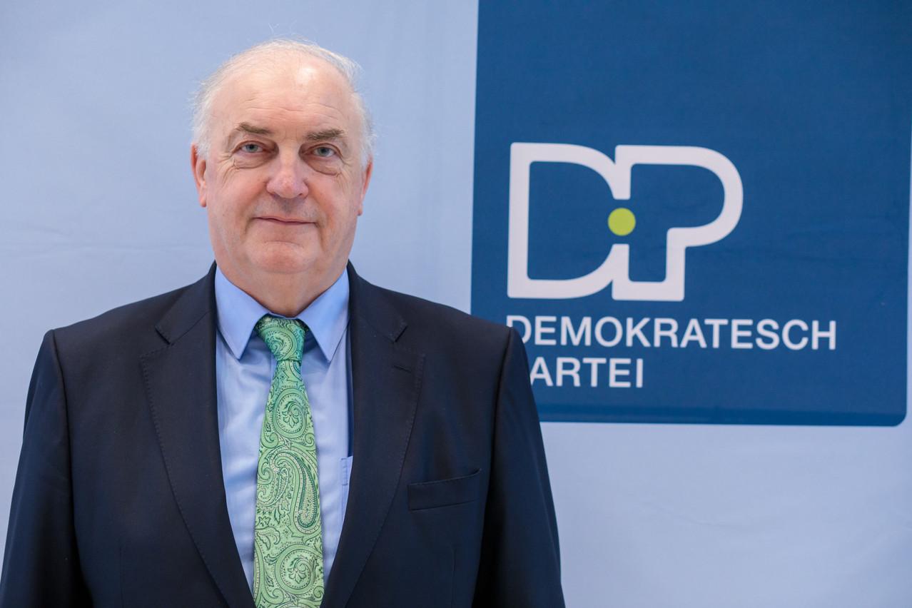 «La réaction de l'UE a été dans l'ensemble remarquable et bien plus importante que ce qui a pu être perçu à l'extérieur», estime le député européen DP Charles Goerens (Renew Europe au niveau européen). (Photo: Matic Zorman/Archives)