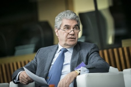 Peter De Proft, ex-directeur général de l'Efama, estime que l'industrie des fonds a atteint la maturité. (Photo: Maison Moderne/Archives)