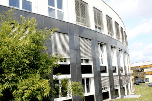 Les bâtiments d'Euronet changent de propriétaire, car ils viennent d'être acquis par UFG Wealth Management. (Photo: www.euronet-building.com)