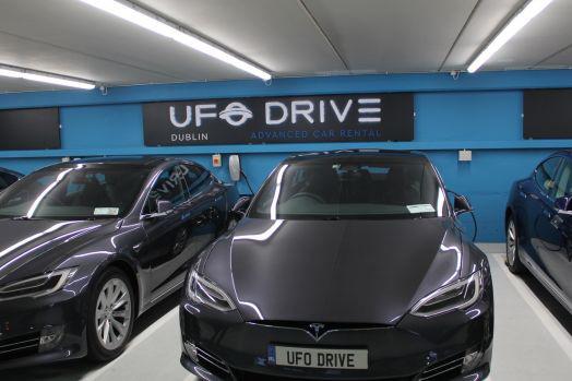 Avec 100 voitures, Ufo Drive avait déjà séduit près de 5.000 clients. (Photo: Ufo Drive)