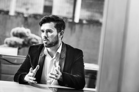 Jorge Daniel Pinto: «Le fait d'être membre du Paperjam Club est un atout majeur de visibilité pour notre entreprise.» (Photo: Nader Ghavami)