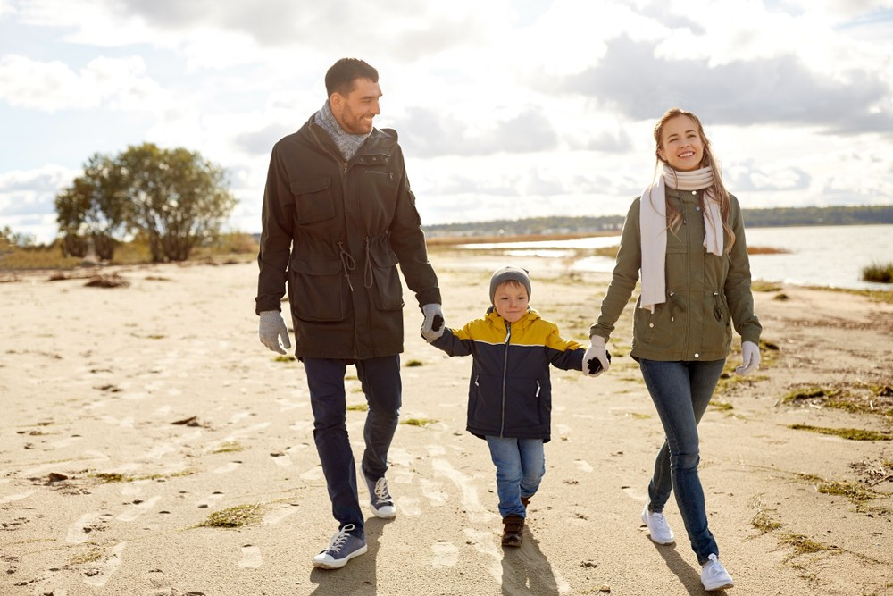 De nombreux salariés vont profiter des «ponts» possibles pour passer du temps en famille. (Photo: Shutterstock)