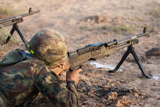 Les derniers combats pour faire définitivement chuter Daesh ont lieu à Baghouz. (Photo: Shutterstock)