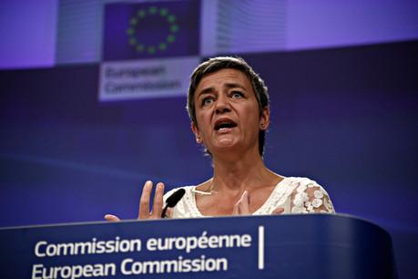 Margrethe Vestager vient d'infliger sa troisième amende à Google en trois ans. (Photo: Shutterstock)