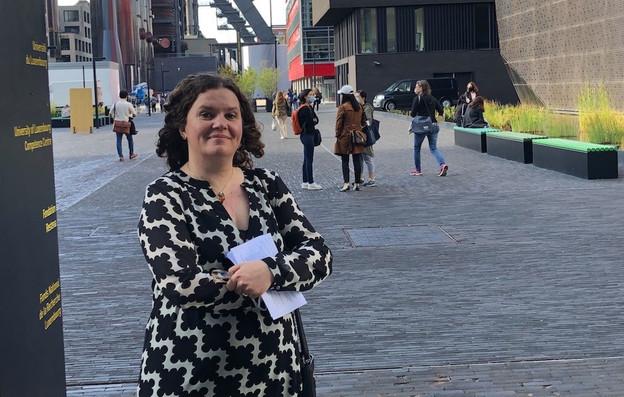 Catherine Léglu, la vice-rectrice de l'Uni, est bien consciente du problème lié au logement de ses étudiants. (Photo: Maison Moderne)