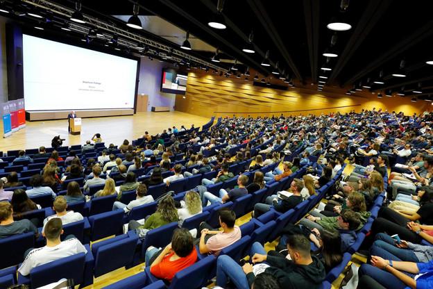 L'Université du Luxembourg a progressé au classement mondial de référence. (Photo: Marc Schmit/Xero/Université du Luxembourg/Archives)