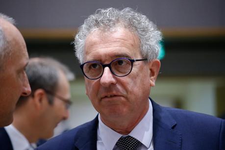 Le ministre des Finances, Pierre Gramegna, a rencontré son alter ego irlandais,Paschal Donohoe, également président de l'Eurogroupe. (Photo: Shutterstock)