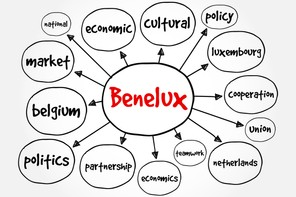 Tous les 4 ans l'Union Benelux redéfinit ses priorités. (Photo: Shutterstock)