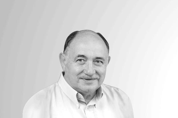 Gilbert Simonelli: «Quant aux mouvements croissants de fuite des populations en provenance des zones de guerre, non seulement l'Union européenne est incapable d'y répondre, mais elle en est en réalité la cause.» (Photo: Maison Moderne / Archives)