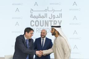Entre le Luxembourg et les Emirats Arabes Unis les liens ne datent pas d'hier. ((Photo: © SIP / Jean-Christophe Verhaegen, tous droits réservés))