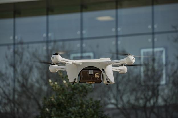 Les drones peuventtransporter des charges pouvant atteindre 2,3kg. (Photo: DR)