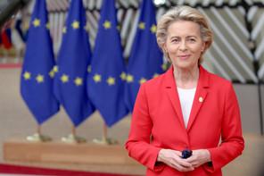 Ursula von der Leyen terminera la semaine au Grand-Duché, après avoir fait un arrêt au Portugal, en Espagne, en Grèce et au Danemark. (Photo: EU)