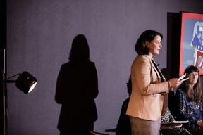 Natalie Gerhardstein (Delano) ((Photo: Jan Hanrion / Maison Moderne))