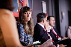 Natalie Bachiri (Democrats) ((Photo: Jan Hanrion / Maison Moderne))
