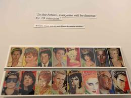 Andy Warhol développe même ses titres de presse, comme la revue «Interview». ((Photo: Maison Moderne))