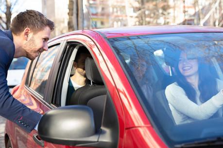 À partir du vendredi 31 janvier, les utilisateurs de la plate-forme de covoiturage Copilote devront télécharger l'application mobile Klaxit. (Photo: Shutterstock)