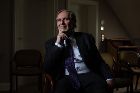 JacquesChahine: «Beaucoup d'investisseurs qui ont un matelas de cash ont vu leur pouvoir d'achat s'éroder de 5% en 1an! Cela explique la ruée vers les actions.» (Photo: Maric Zorman/Archives)