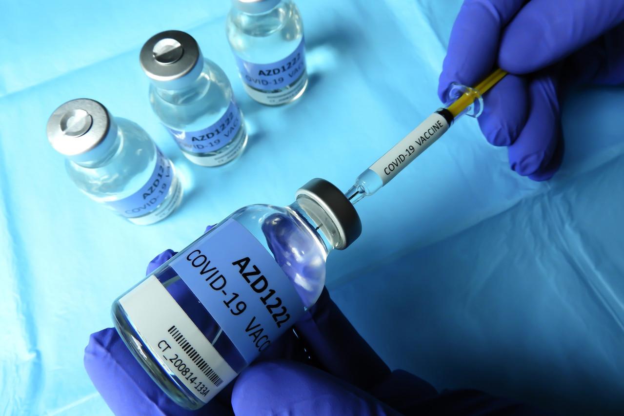 Le vaccin d'AstraZeneca est également proche de la ligne d'arrivée. (Photo: Shutterstock)