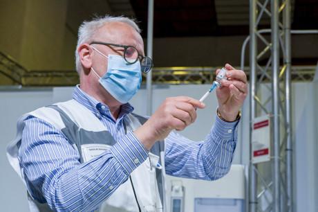 Un peu plus de 63% des résidents luxembourgeois ont reçu au moins une dose de vaccin. (Photo: SIP/Jean-ChristopheVerhaegen)