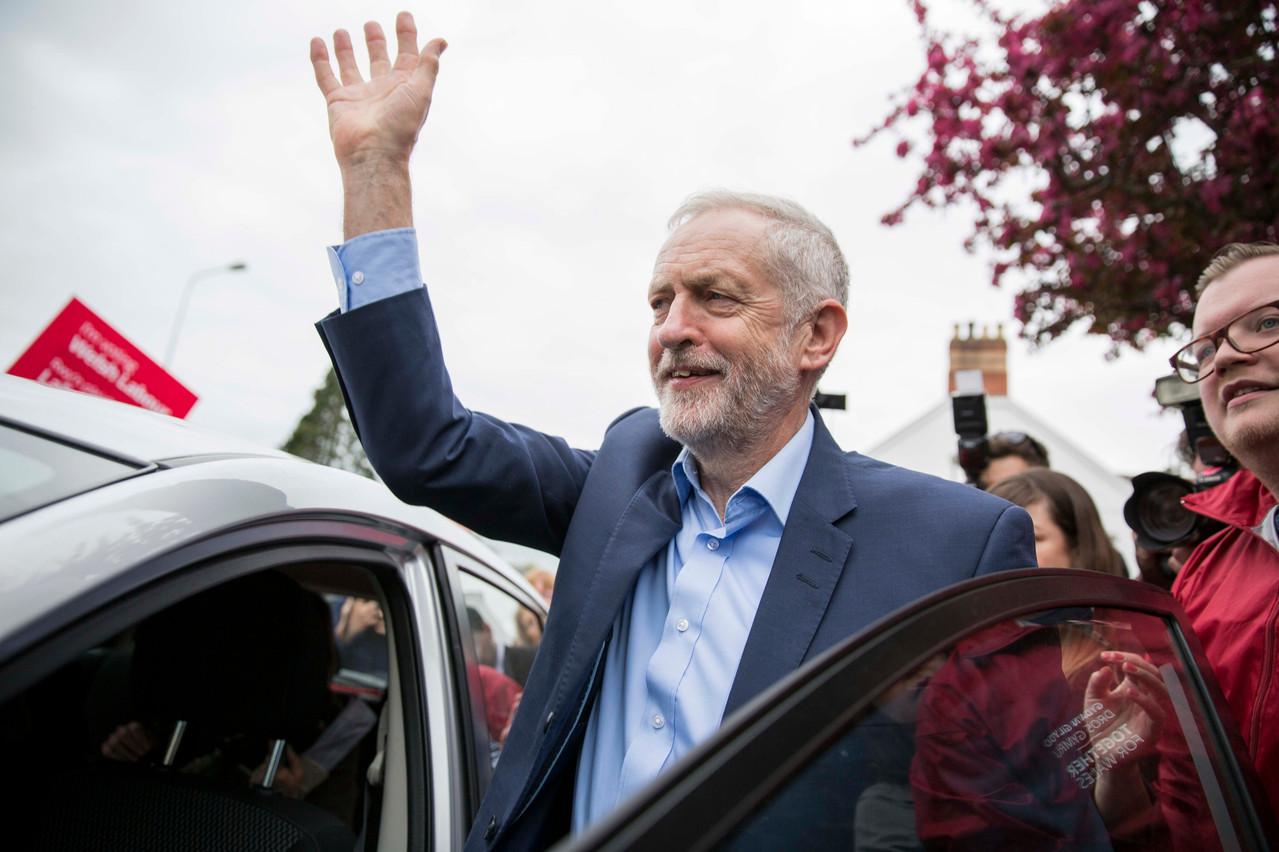 JeremyCorbyn va quitter la tête de son parti, laminé lors des dernières élections. (Photo: Shutterstock)