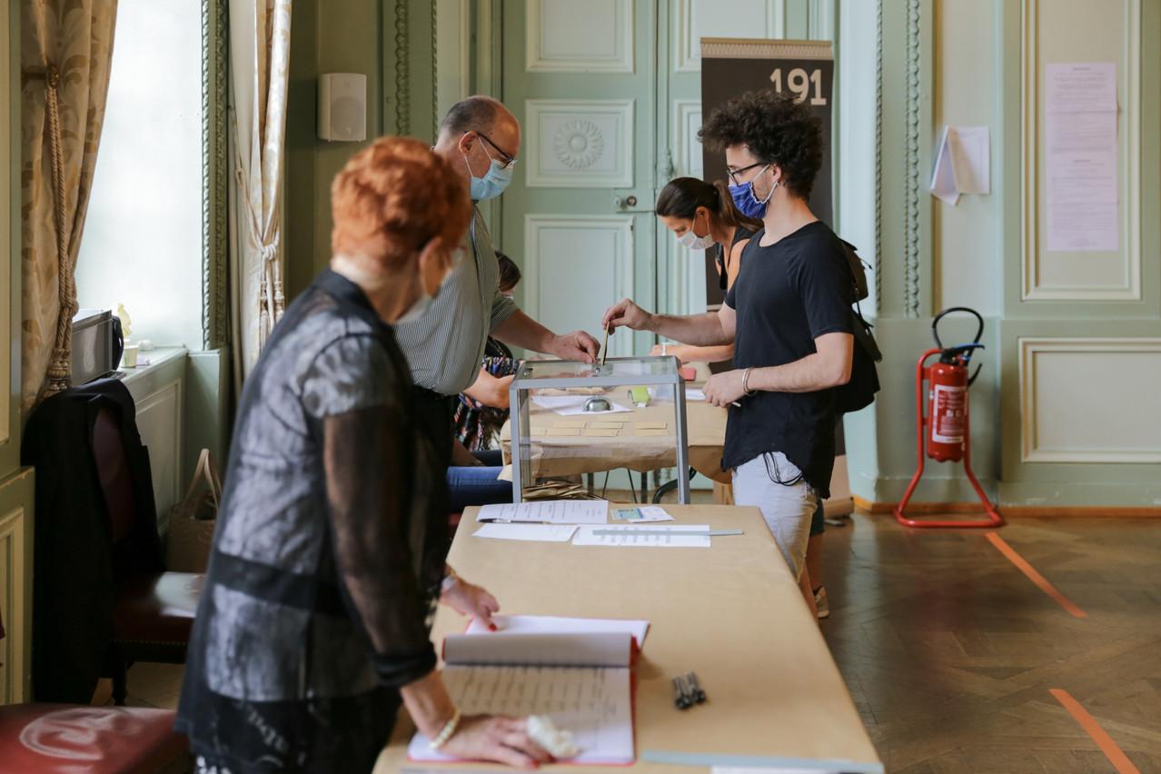 Le taux d'abstention aura atteint un niveau record lors de ce second tour des élections municipales. (Photo: Romain Gamba/Maison Moderne)