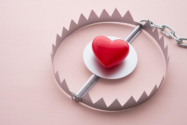 Moins médiatiques que le phishing ou l'arnaque au CEO, les «romantic scams» ont augmenté de 40% aux États-Unis en un an. Ailleurs, la honte empêche de mesurer le phénomène. (Photo: Shutterstock)