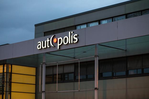 Autopolis emploie 300 personnes à Bertrange. (Photo: Matic Zorman / Maison Moderne)