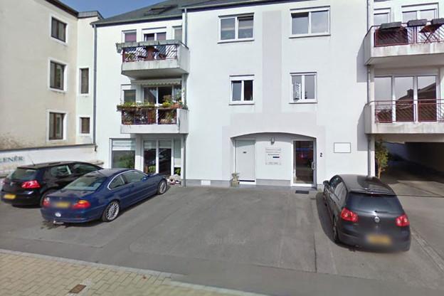 Selon les médias belges, la justice s'intéresse à la manière dont les deux héritiers de Marcel Vanhalst auraient pu échapper, avec leur expert luxembourgeois, à l'impôt. (Photo: Capture d'écran Google Street View)